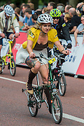 The Brompton World Championship Final has a Le Mans start and some fine outfits - Prudential RideLondon a festival of cycling, with more than 95,000 cyclists, including some of the world's top professionals, participating in five separate events over the weekend of 1-2 August.