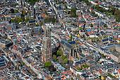 Utrecht City Centre Dom church