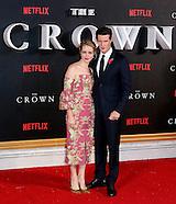 The Crown - World Premiere