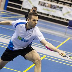 20140202: SLO, Badminton - 57th Slovenian National Championship in Medvode