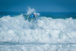 Stuart Kennedy (AUS)  Placed 2nd in Heat 2 of Round One  at EDP BILLABONG PRO CASCAIS 2017 in Cascais, Portugal