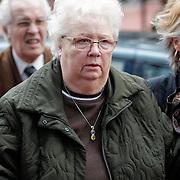 NLD/Amstelveen/20120917 - Uitvaart Rosemarie Smid - Giesen van der Sluis, Christine Deutekom