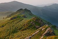 Krzemien Peak, Bieszczady National Park, Poland