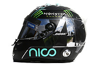 ROSBERG nico (ger) mercedes gp mgp w06 ambiance casque helmet during 2015 Formula 1 championship at Melbourne, Australia Grand Prix, from March 13th to 15th. Photo DPPI.