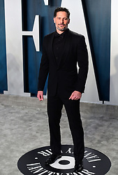 Joe Manganiello attending the Vanity Fair Oscar Party held at the Wallis Annenberg Center for the Performing Arts in Beverly Hills, Los Angeles, California, USA.
