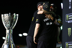 November 19, 2017 - Homestead, Florida, United States of America - November 19, 2017 - Homestead, Florida, USA: Martin Truex Jr (78) wins the Monster Energy Nascar Cup Championship during Ford EcoBoost 400 at Homestead-Miami Speedway in Homestead, Florida. (Credit Image: © Justin R. Noe Asp Inc/ASP via ZUMA Wire)