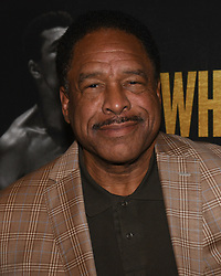 May 8, 2019 - Los Angeles, California, USA - 08, May 2019 - Pasadena, California. Dave Winfield attends 'What's My Name | Muhammad Ali' HBO Documentary Premiere at Regal Cinemas LA LIVE 14 in Los Angeles, California. (Credit Image: © Billy Bennight/ZUMA Wire)