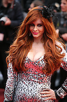 Phoebe Price at the red carpet for the gala screening of Jimmy P. Psychotherapy of a Plains Indian film at the Cannes Film Festival 18th May 2013