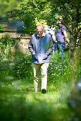 File photo of Prince Philip, the Duke of Edinburgh, pictured during the 2014 Royal Windsor Horse Show at Windsor Castle, Berkshire. Picture date: June 20th, 2014. Photo credit should read: Matt Crossick/ EMPICS