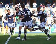 Millwall v Bolton Wanderers 061012
