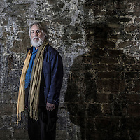 22/01/14 Halifax Viaduct Theatre , Dean Clough - Barry Rutter of Northern Broadsides Theatre Company at the Viaduct Theatre Halifax