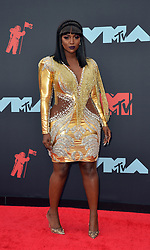 August 26, 2019, New York, New York, United States: Amara La Negra arriving at the 2019 MTV Video Music Awards at the Prudential Center on August 26, 2019 in Newark, New Jersey  (Credit Image: © Kristin Callahan/Ace Pictures via ZUMA Press)
