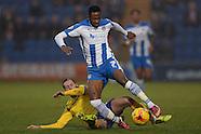 Colchester United v Coventry City 221114