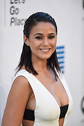 Emmanuelle Chriqui attends the 26th Annual EMA Awards at Warner Bros. Studios on October 22, 2016 in Burbank, Los Angeles, CA, USA. Photo by Lionel Hahn/ABACAPRESS.COM