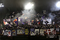 tifosi Fiorentina Supporters <br /> Genova 08-11-2015 Stadio Marassi Football Calcio Serie A 2015/2016 Sampdoria - Fiorentina <br /> foto Daniele Buffa/Image Sport/Insidefoto