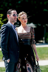 Street style, Kate Bosworth arriving at Dior Fall-Winter 2018-2019 Haute Couture show held at Musee Rodin, in Paris, France, on July 2nd, 2018. Photo by Marie-Paola Bertrand-Hillion/ABACAPRESS.COM