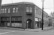 1003-08.  4000 N. Mississippi building, at Shaver, September 1991