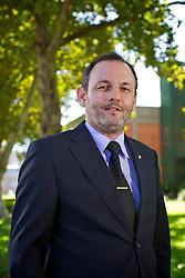 O reitor da Universidade Luterana do Brasil - ULBRA, Marcos Fernando Ziemer, no campus de Canoas. FOTO: Jefferson Bernardes/Preview.com