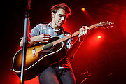 Photos of American Idol Season 8 winner Kris Allen performing at the Pageant in St. Louis in support of Lifehouse.