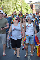 Norwich Pride, 28 July 2018 UK