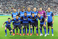 Equipe Monaco - 14.04.2015 - Juventus Turin / Monaco - 1/4Finale aller Champions League<br /> Photo : Jean Paul Thomas / Icon Sport
