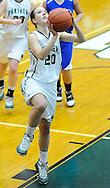 The Elyria Catholic girls varsity basketball team defeated Trinity on January 22, 2011 at  Elyria Catholic High School.
