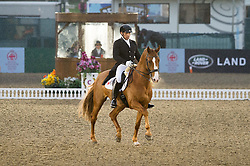 Abdulredha Abdulhadi Alafoo, (BRN), Tout de Suite <br /> CDI3* Grand Prix <br /> Royal Windsor Horse Show - Windsor 2015<br /> © Hippo Foto - Jon Stroud