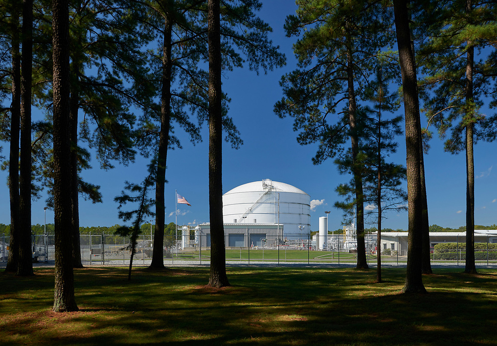 Piedmont Natural Gas LNG Storage Facility