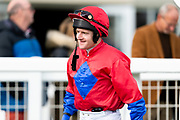North Korea ridden by Connor Beasley and trained by Brian Baugh in the Avon Valley Cleaning And Restoration Handicap race.  - Ryan Hiscott/JMP - 06/05/2019 - PR - Bath Racecourse- Bath, England - Kids Takeover Day - Monday 6th April 2019