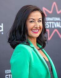 Premiere of Eaten by Lions directed by Jason Wingard at the Edinburgh International Film Festival<br /> <br /> Pictured: Hayley Tamaddon