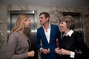 LADY GABRIELA WINDSOR; LORD ALEXANDER SPENCER-CHURCHILL; LADY SPENCER-CHURCHILL, Book launch party for the paperback of Nicky Haslam's book 'Sheer Opulence', at The Westbury Hotel. London. 21 April 2010