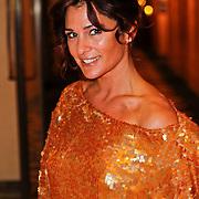 NLD/Amsterdam/20100911 - Modeshow Mart Visser najaar 2010, Quinty Trustfull - van den Broek