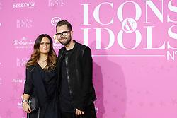 Louisa Beyer aka somegoodspirits, Influencer, Tochter Nino de Angelo mit Ehemann Ben Beyer aka DJ David Puentez bei der Verleihung der InTouch Awards in Düsseldorf / 290916<br /> <br /> ***InTouch Award in Duesseldorf, Germany, Sept. 29th, 2016.***