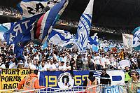 tifosi Marsiglia. Supporters Marseille <br /> Lione 16-05-2018  Stade de Lyon <br /> Football Europa  League Final 2017/2018 <br /> Olympique de Marseille - Atletico Madrid <br /> Foto Matteo Gribaudi / Image Sport / Insidefoto