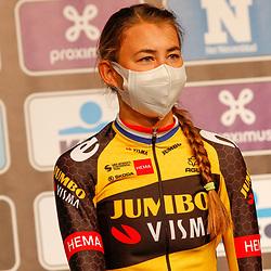27-02-2021: Wielrennen: Omloop Het Nieuwsblad - Vrouwen: Gent <br />Anouska Koster