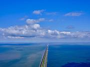 Nederland, Noord-Holland, Hollands Kroon; 07-05-2021; zicht op het IJsselmeer en de Afsluitdijk en de Waddenzee (links). Gezien vanuit Noord-Holland richting Friesland ter hoogte van De Vlieter.<br /> View of the IJsselmeer and the Afsluitdijk and the Waddenzee (left). Seen from North Holland towards Friesland near De Vlieter.<br /> <br /> luchtfoto (toeslag op standaard tarieven);<br /> aerial photo (additional fee required)<br /> copyright © 2021 foto/photo Siebe Swart