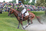 DHI LUPISON ridden by Holly Woodhead at Bramham International Horse Trials 2016 at  at Bramham Park, Bramham, United Kingdom on 11 June 2016. Photo by Mark P Doherty.