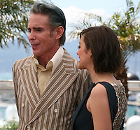 Actor Mark Mahoney.at the Blood Ties film photocall at the Cannes Film Festival Monday 20th May 2013