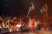 Black Star (Mos Def and Talib Kweli) at The Black Star Concert presented by BlackSmith and Live N Direct held at The Nokia Theater in New York City on May 30, 2009