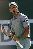 Tennis: BNP Paribas Open 2014 Men's Singles Final