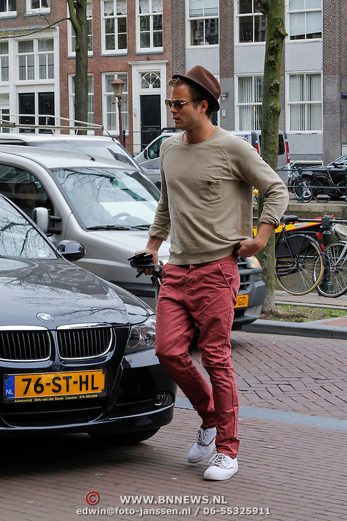 NLD/Amsterdam/20120329 - Lancering 1e Giftsuite, Jim Bakkum