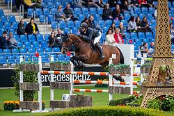 Wathelet Gregory, BEL, Full House Ter Linden Z<br /> CHIO Aachen 2019<br /> Weltfest des Pferdesports<br /> © Hippo Foto - Stefan Lafrentz<br /> Wathelet Gregory, BEL, Full House Ter Linden Z