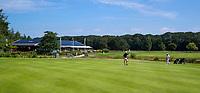 OUDEMIRDUM - Hole 9. Golfclub Gaasterland ligt in Zuidwest-Friesland en heeft een schitterende 9 holes natuurbaan. COPYRIGHT KOEN SUYK