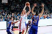 DESCRIZIONE : Varese Lega A 2013-14 Cimberio Varese Acqua Vitasnella Cantu<br /> GIOCATORE : Marko Scekic<br /> CATEGORIA : Palleggio<br /> SQUADRA : Cimberio Varese<br /> EVENTO : Campionato Lega A 2013-2014<br /> GARA : Cimberio Varese Acqua Vitasnella Cantu<br /> DATA : 15/12/2013<br /> SPORT : Pallacanestro <br /> AUTORE : Agenzia Ciamillo-Castoria/G.Cottini<br /> Galleria : Lega Basket A 2013-2014  <br /> Fotonotizia : Varese Lega A 2013-14 Cimberio Varese Acqua Vitasnella Cantu<br /> Predefinita :