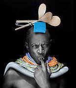 Andrew Bukenya TV personality/ radio DJ