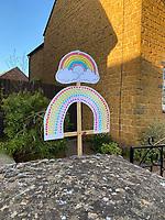 Rainbows  Middleton Cheney nr banbury oxfordshire Photo by Michael Butterworth