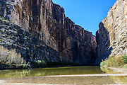 Santa Elena Canyon images from TX