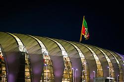 Vista externa do estádio Beira-Rio. O estádio Beira Rio receberá os jogos da Copa do Mundo de Futebol 2014. FOTO: Jefferson Bernardes/ Agência Preview