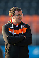 Blackpool manager Gary Bowyer <br /> <br /> Photographer Craig Mercer/CameraSport<br /> <br /> Football - The EFL Sky Bet League Two - Barnet v Blackpool - Tuesday 16th August 2016 - The Hive Stadium - London<br /> <br /> World Copyright © 2016 CameraSport. All rights reserved. 43 Linden Ave. Countesthorpe. Leicester. England. LE8 5PG - Tel: +44 (0) 116 277 4147 - admin@camerasport.com - www.camerasport.com