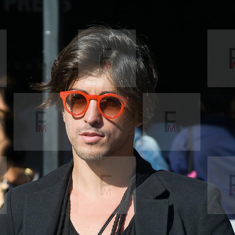 Primo giorno della settimana della moda a Milano edizione 2011<br /> <br /> First day of Milan Fashion  Week 2011 edition